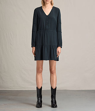 Womens Nora Dress (Black)