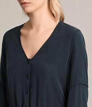 Women's Nora Dress (Black) - product_image_alt_text_2