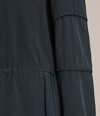 Women's Nora Dress (Black) - product_image_alt_text_5