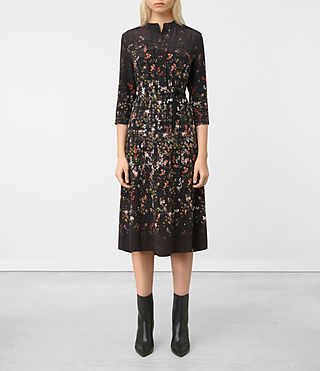 Damen Volta Nevada Dress (Black)