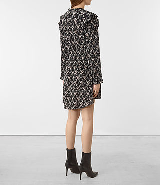 Mujer Sora Nevin Dress (Black) - product_image_alt_text_5