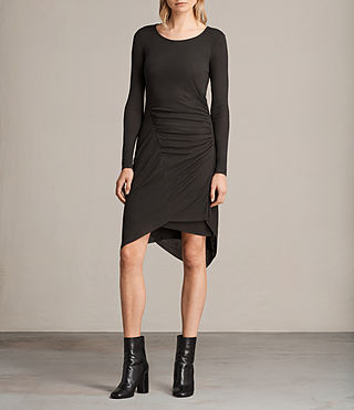 Women's Duna Dress (Graphite) - Image 1
