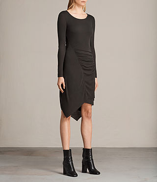 Women's Duna Dress (Graphite) - Image 4