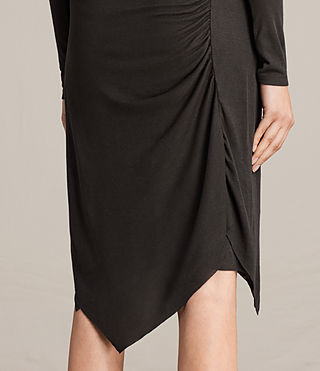 Women's Duna Dress (Graphite) - Image 5