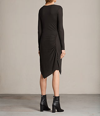 Women's Duna Dress (Graphite) - Image 6