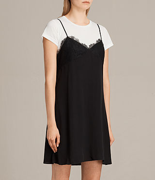 Damen Ives Kleid (Black) - product_image_alt_text_3