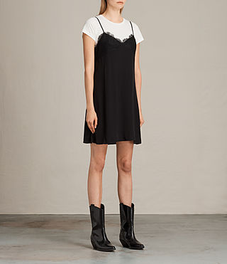 Damen Ives Kleid (Black) - product_image_alt_text_4