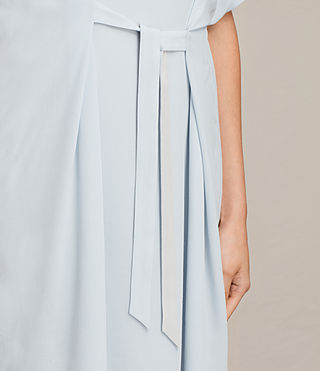 Womens Rae Dress (Cloud Blue) - product_image_alt_text_2