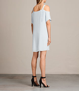 Womens Rae Dress (Cloud Blue) - product_image_alt_text_7