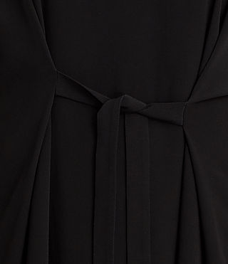 Femmes Rae Dress (Black) - product_image_alt_text_4