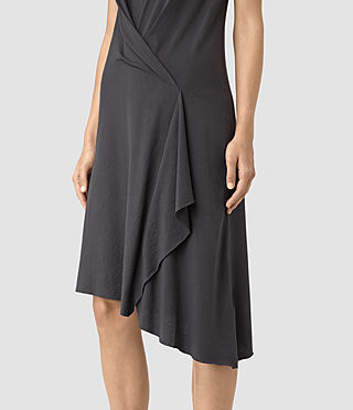 Womens Breeze Devo Dress (COAL BLACK) - product_image_alt_text_2