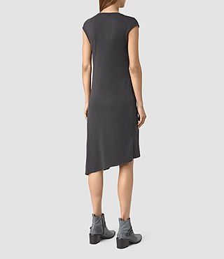 Womens Breeze Devo Dress (COAL BLACK) - product_image_alt_text_4
