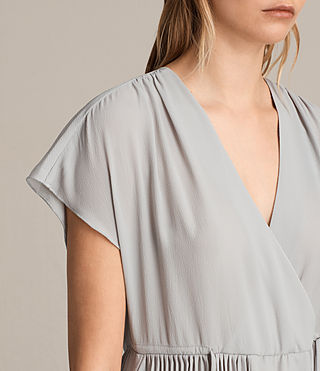 Mujer Vestido Myer (Stone Grey) - product_image_alt_text_2