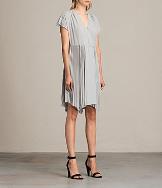 Mujer Vestido Myer (Stone Grey) - product_image_alt_text_3