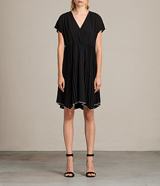Damen Myer Dress (Black) - Image 1