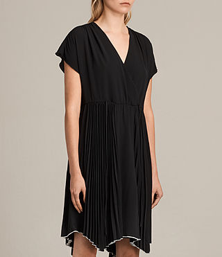 Damen Myer Dress (Black) - Image 5