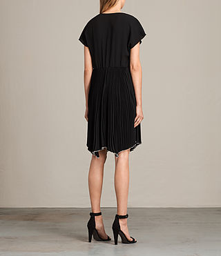 Damen Myer Dress (Black) - Image 6