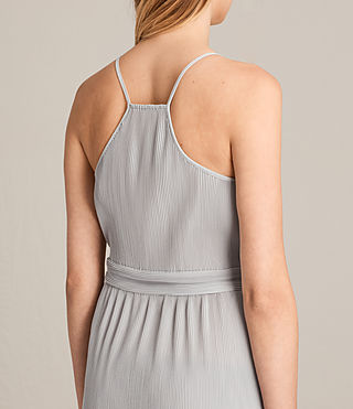 Women's May Dress (Stone Grey) - Image 6