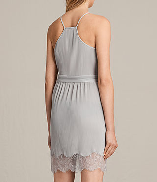 Women's May Dress (Stone Grey) - Image 7