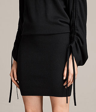 Women's Ero Dress (Black) - Image 2