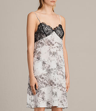 Femmes Robe Ives Tyde (SOAP GREY) - Image 3