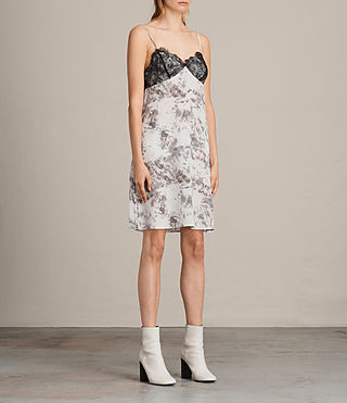 Femmes Robe Ives Tyde (SOAP GREY) - Image 4