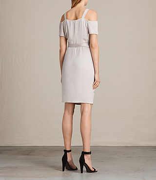 Damen Cadia Dress (CHAMPAGNE PINK) - product_image_alt_text_6