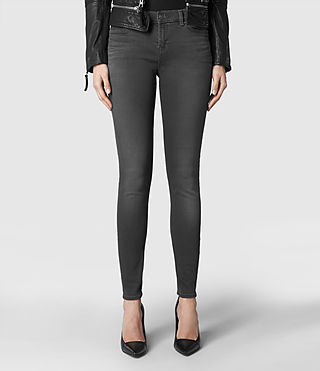 Womens Ember Ashby Jeans (Grey) - product_image_alt_text_1
