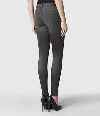 Womens Ember Ashby Jeans (Grey) - product_image_alt_text_3