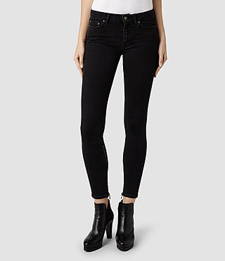 Womens Rail/Washed Black (Washed Black) - product_image_alt_text_1