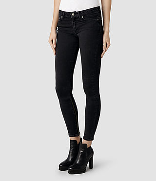 Womens Rail/Washed Black (Washed Black) - product_image_alt_text_2