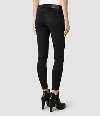 Womens Rail/Washed Black (Washed Black) - product_image_alt_text_3