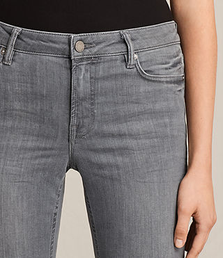 Women's Mast Jeans (Washed Grey) - product_image_alt_text_3