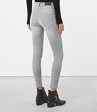 Women's Eve Lux Jeans (Steel Grey) - product_image_alt_text_3