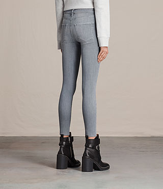 Women's Eve Ankle Jeans (Stone Grey) - product_image_alt_text_3