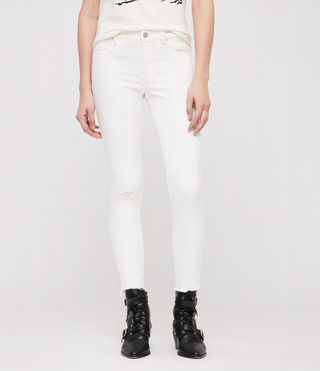 jeans grace ankle fray