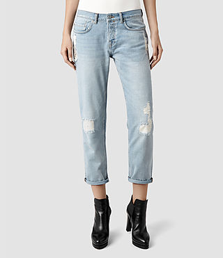 Womens Boys Jean/Damaged (Vintage)