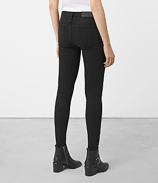 Mujer Grace Jeans (SOFT BLACK) - product_image_alt_text_3