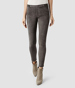 Womens Fulton Leggings (Anthracite)