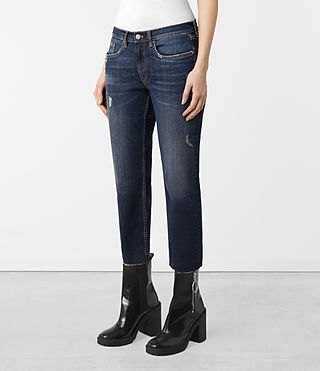 Damen Jett Boyfriend (Dark Indigo) - product_image_alt_text_2