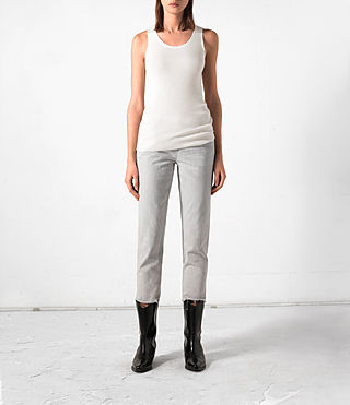 Mujer Mercury Jeans (Grey) - product_image_alt_text_2