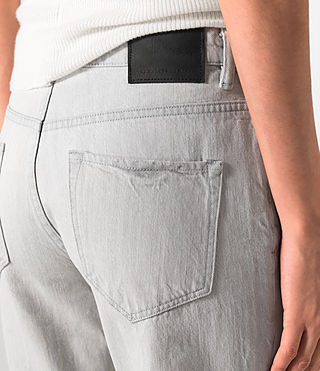 Mujer Mercury Jeans (Grey) - product_image_alt_text_3