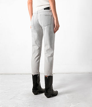 Mujer Mercury Jeans (Grey) - product_image_alt_text_4