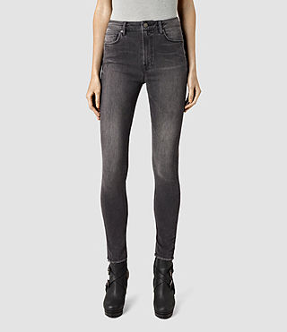 Womens Stilt Jeans/Warm Grey (Warm Grey)