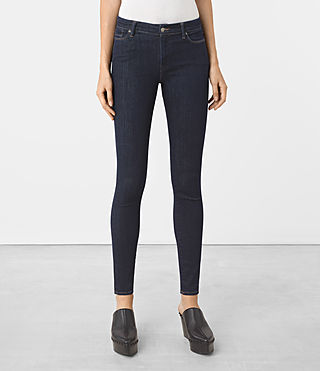 Damen Grace Jeans (Rinse Wash)
