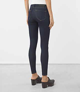 Womens Grace Jeans/Rinse Wash (Rinse Wash) - product_image_alt_text_3