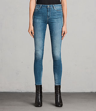 Damen Grace Jeans / Fresh Blue (Fresh Blue)