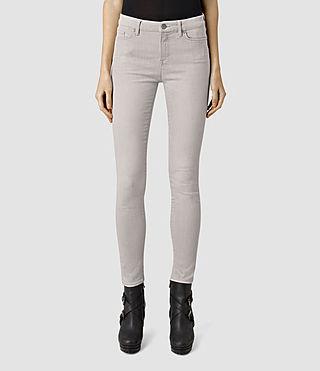 Womens Grace Jeans/Pale Grey (Pale Grey)