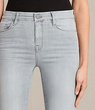 Women's Grace Jeans (Steel Grey) - Image 2