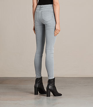 Womens Grace Jeans (Steel Grey) - product_image_alt_text_4